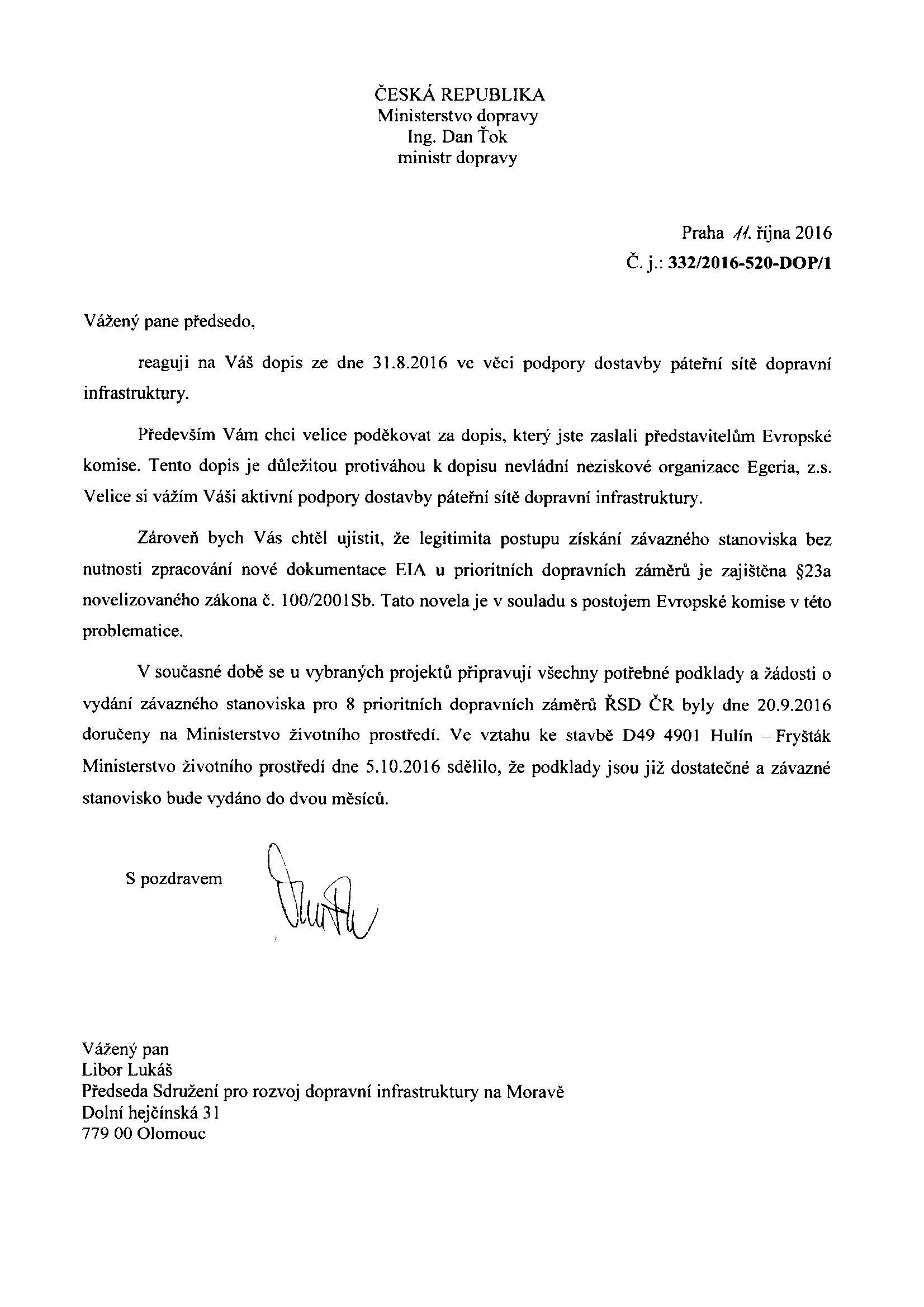 dopis Arpáda Érseka